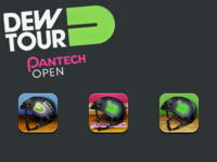 Dew Tour Android Icon