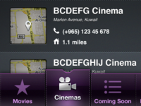 Cinema  Reservations Sneak Peak #3