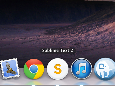 Sublime Text 2 Replacement Icon