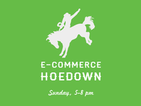 E-commerce Hoedown