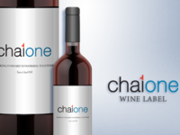 Chaione Wine Label