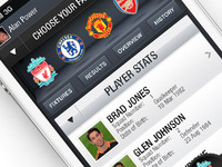 Football iphone app