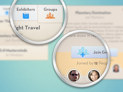 Groups.dribbble