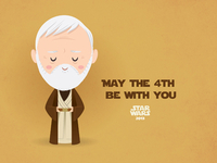 May The 4th Be With You - 2013