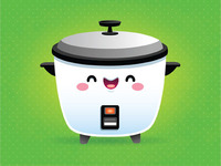 Kawaii Rice Cooker