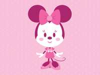 Minnie In Pink
