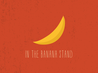 In The Banana Stand