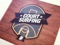 Court Surfing 2012 Logo