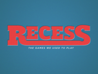 Recess Logo Pitch