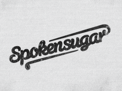 Spokensugar_cloth