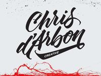 Chris d'Arbon logo