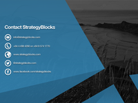 StrategyBlocks PowerPoint template