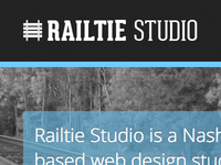 Railtie Studio