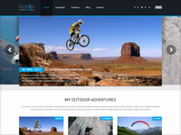 Hobby WordPress Theme