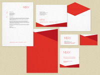 Concepts/Drafts for MERX identity