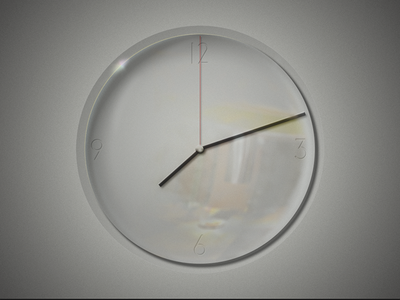 my version of clock