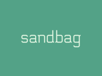 Sandbag Sans Type Sample