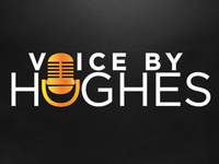 "Voice By Hughes ""Logo"""
