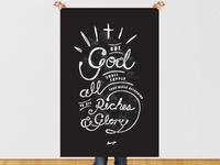 Riches & Glory Poster