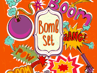 Bomb Color Set