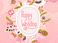 Happy Wedding Gentle