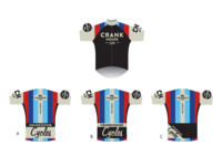 Crankhouse Bike Jersey
