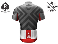 Cycling Jersey Dark Back