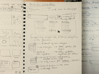 Wireframing & Research