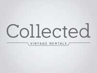 Collected Vintage Rentals Brand I.D.