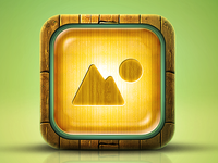App Icon Design - Outdoor Elements