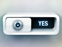 UI Element Design - Like Toggle Switch