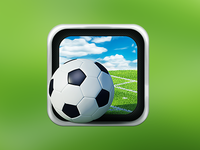 App Icon Design - Soccer Game