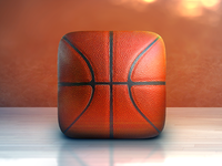 App Icons Design - Basketball