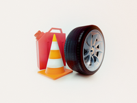 Road Side Assistance Icon #1
