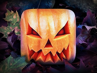 App Icon Design - Happy Halloween