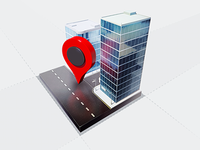 Icon Design - GPS Tracking