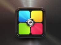 App Icon Design - Rotix