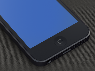 Download iPhone5 Template +