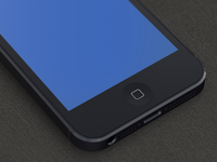 iPhone5 Template +