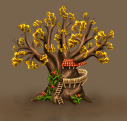 Goldtree Icon