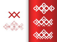 Amazigh Berbere Pattern / PICNIC Brand Identity visual search