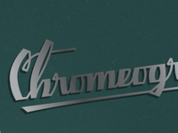 Chromeography Logo
