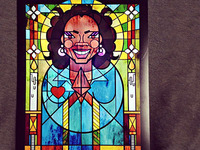 Blessed mother Oprah