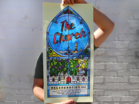 The Church - Salvation Army Poster