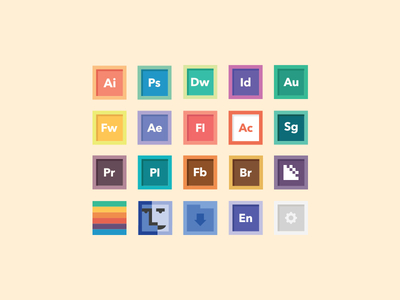 Download Free Icon Set 1.0