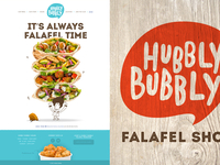 Hubbly Bubbly Falafel Shop