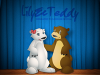 Lily and Teddy - Dedication