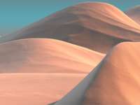 Desert Skydome Light Test
