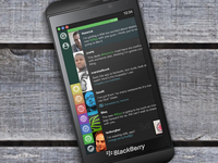 Blaq for BlackBerry 10 Now Available