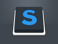 Sublime Text icon replacement for Flatland Theme
